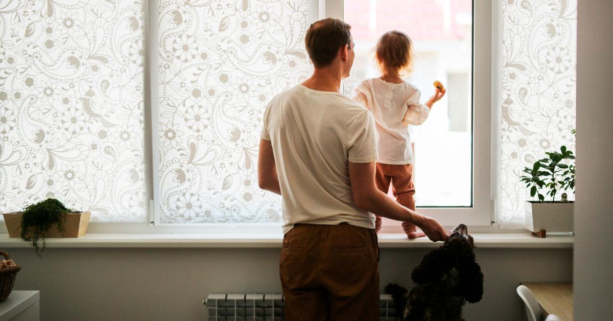 Правила поведінки з вікнами для дітей та батьків