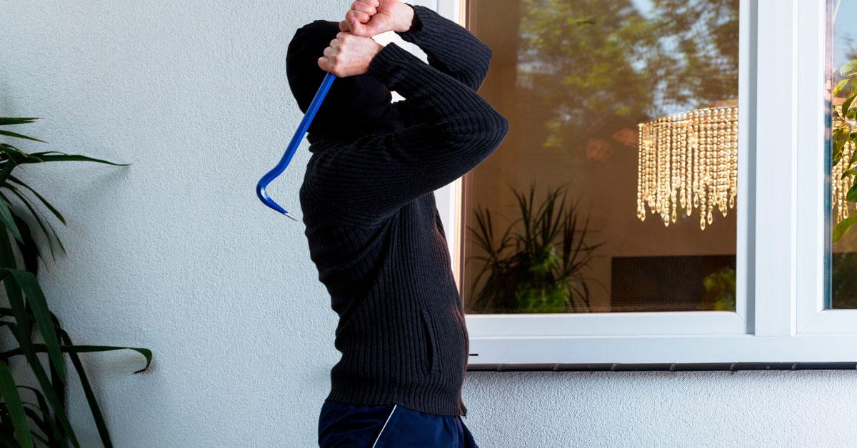 Противовзломная фурнитура для металлопластиковых окон