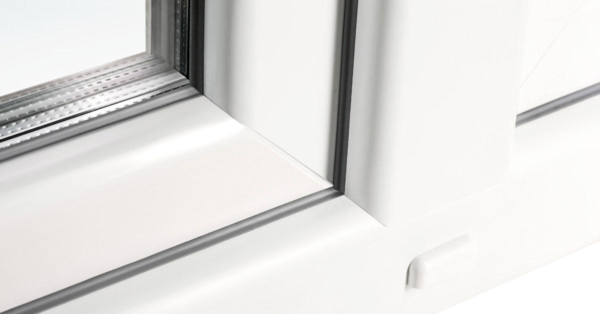 Види ущільнювачів у пластикових вікнах