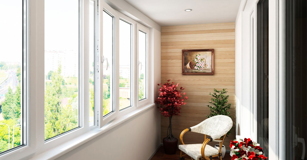 Основні вимоги до балконних конструкцій