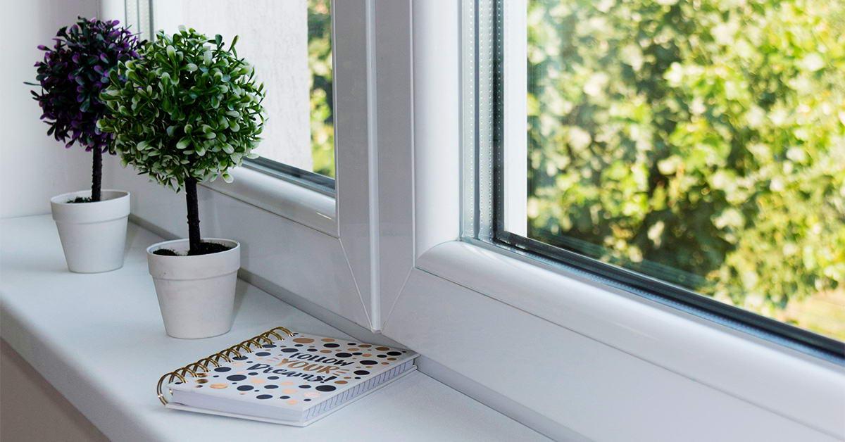 З чого складається металопластикове вікно?