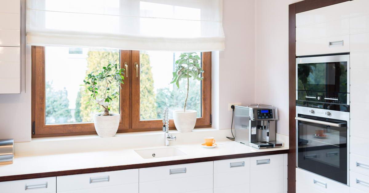 Яке вікно обрати для кухні