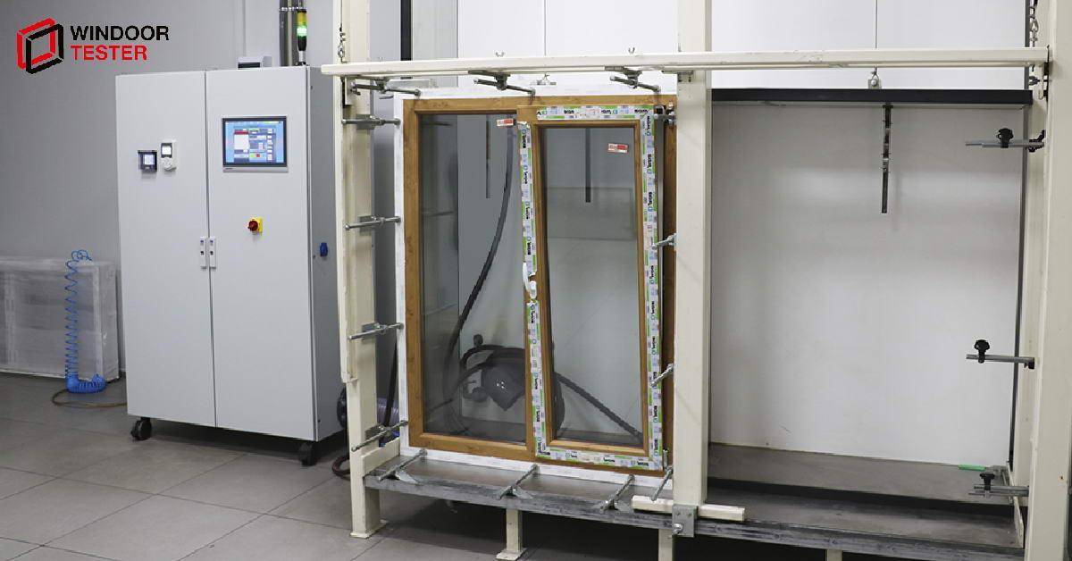МИРОПЛАСТ запустил в работу стенд для тестирования окон и дверей на соответствие европейским нормам