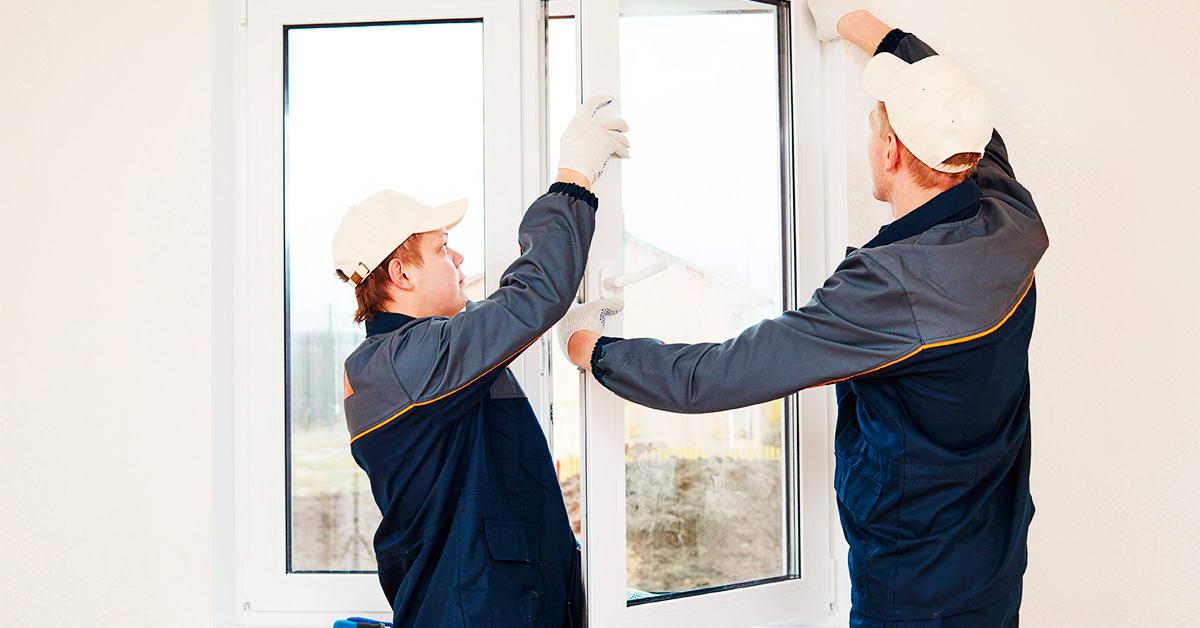 Чи можна монтувати пластикові вікна взимку