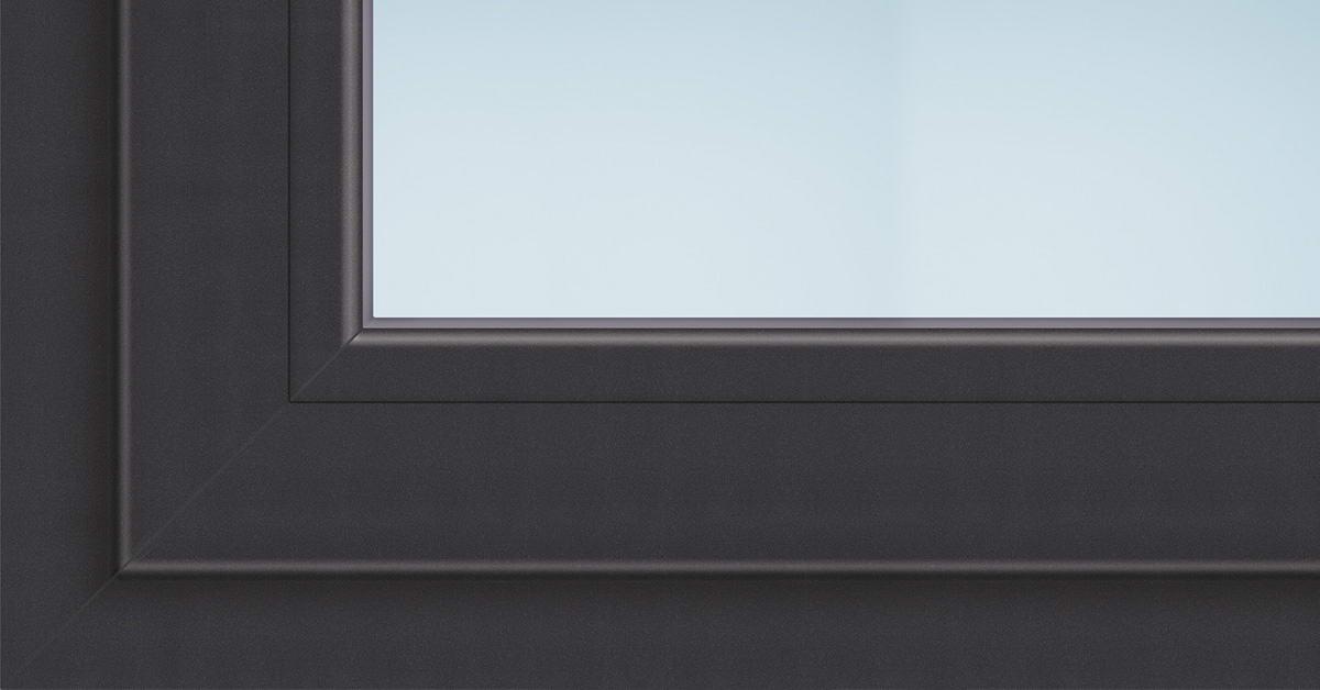 Пластиковые окна со скрытыми петлями