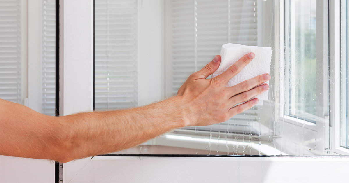 Підготовка вікон до теплої пори року