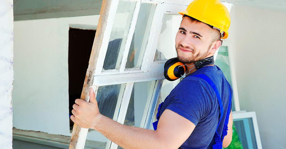 Основні правила демонтажу старих вікон