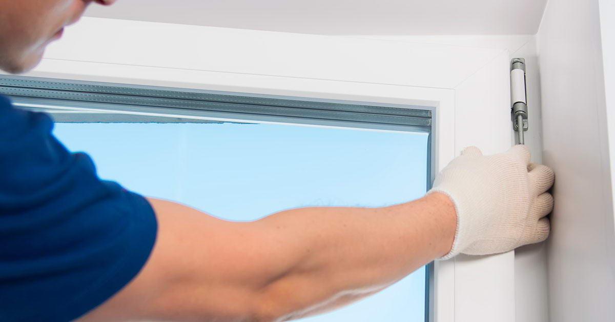Регулювання балконних дверей