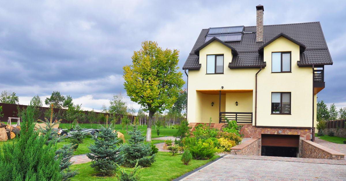 Вікна для пасивного будинку