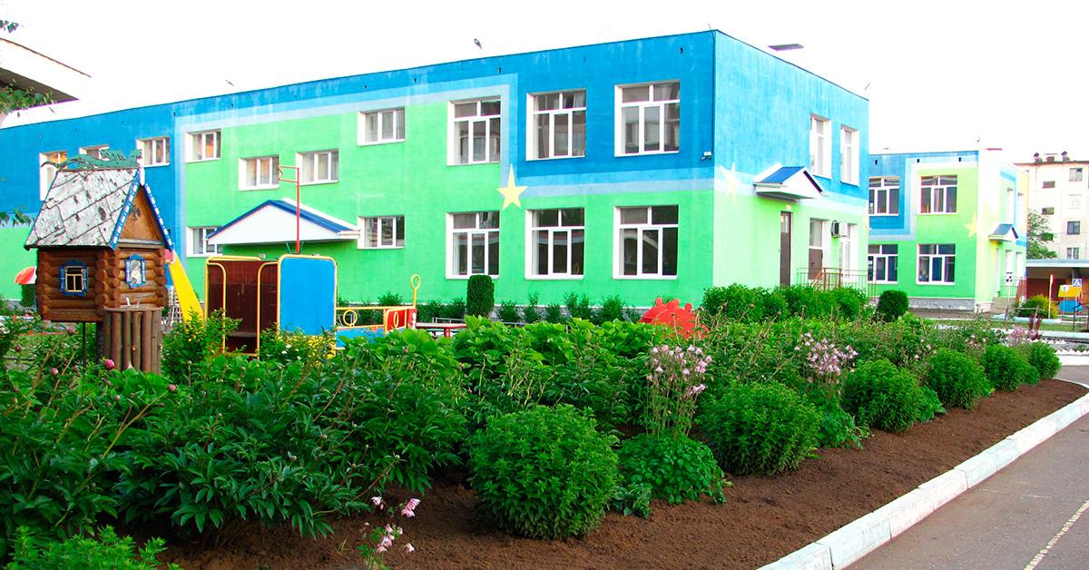 Окна для дошкольных учреждений