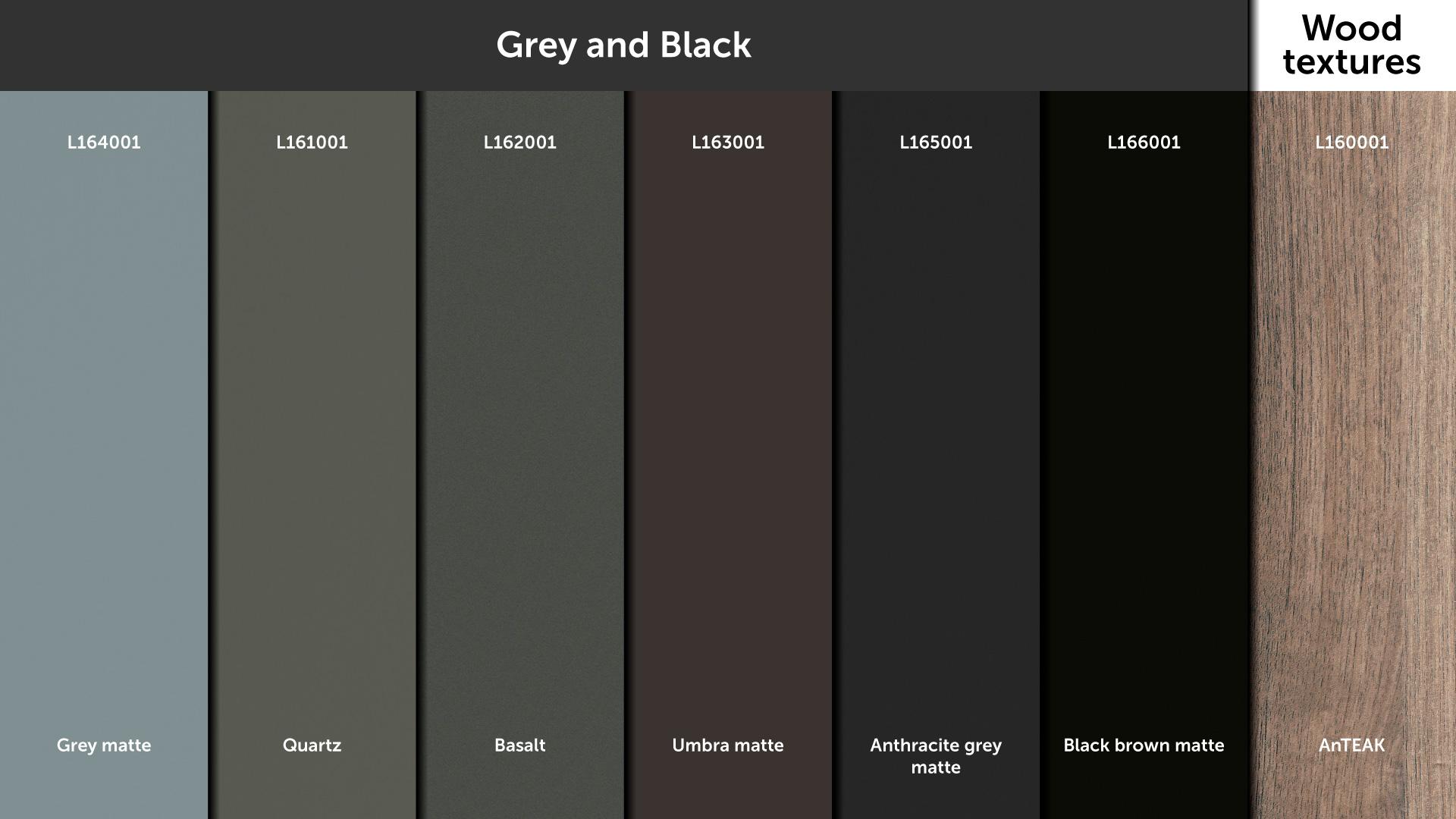 7 нових трендових кольорів у палітрі WDS Color