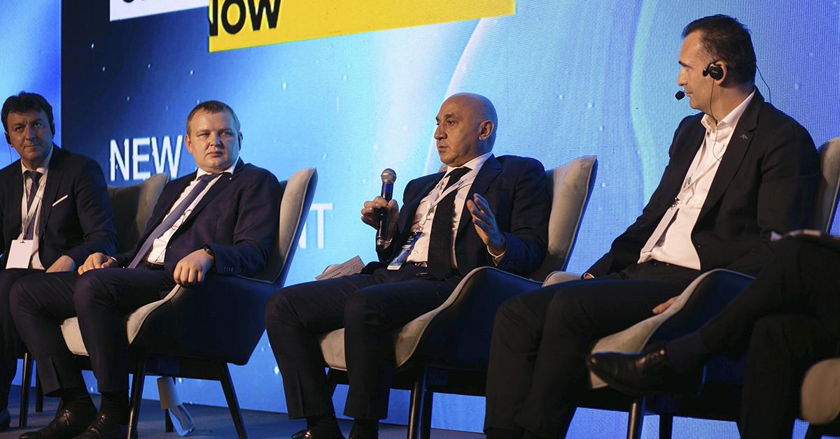 Генеральный директор компании «МИРОПЛАСТ» принял участие в инвестиционном форуме UkraineInvest Talks